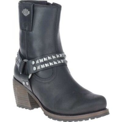 ハーレーダビッドソン Harley-Davidson レディース ブーツ シューズ・靴 Tamori Harness Bootie