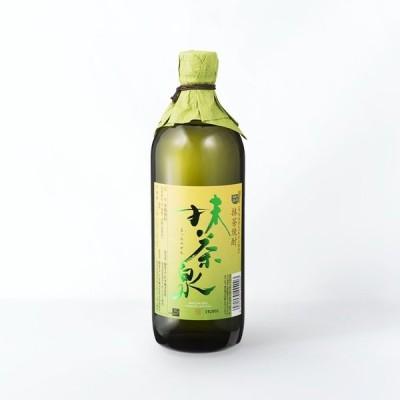 焼酎・西尾産抹茶使用 抹茶焼酎・抹茶泉