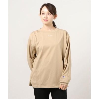 tシャツ Tシャツ 【Champion/チャンピオン】ブラックエディション ロングスリーブTシャツ
