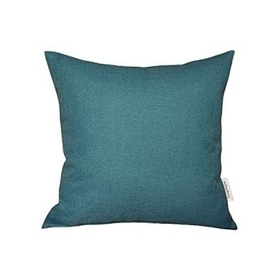 TangDepot Blend Linen Handmade Solid Decorative Throw Pillow Covers/Pillow