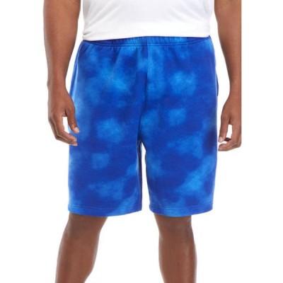 ゼロス メンズ ハーフパンツ・ショーツ ボトムス Big & Tall Tie Dye Shorts