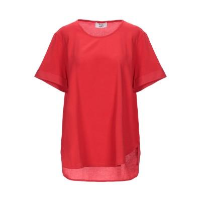 WEILL T シャツ レッド 42 コットン 94% / ポリウレタン 6% T シャツ