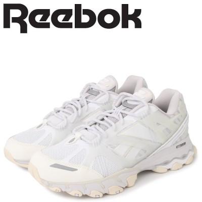 Reebok リーボック ディーエムエックストレイシャドウ スニーカー メンズ DMX TRAIL SHADOW ホワイト 白 EF8810