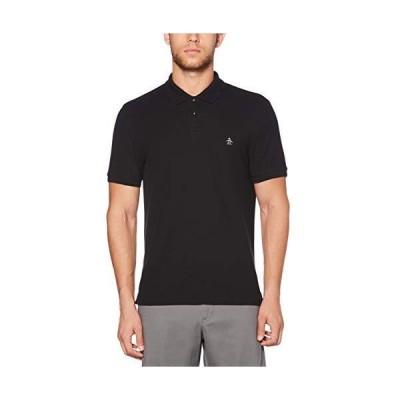 Original Penguin メンズ Daddy ポロシャツ US サイズ: X-Large カラー: ブラック【並行輸入品】