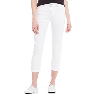 リーバイス レディース デニムパンツ ボトムス Levi's Classic Crop Jeans Simply White