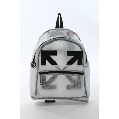 オフホワイト OFF-WHITE リュックバッグ リュックサック バックパック 鞄 NB029E20 PLA001 ホワイト 2020年秋冬新作
