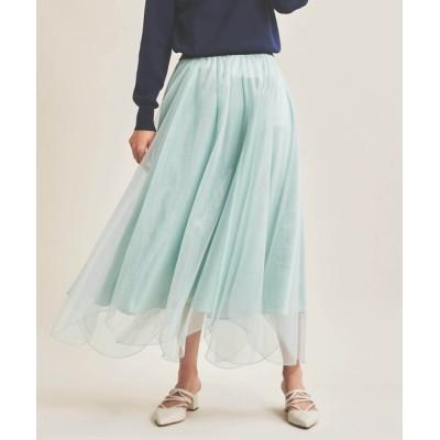 The Virgnia / ラメシアーチュールスカート WOMEN スカート > スカート