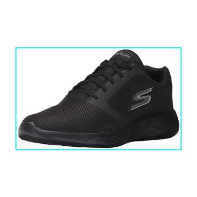 Skechers Performance Men's Go Run 600 Running Shoe,Black,8.5 M US