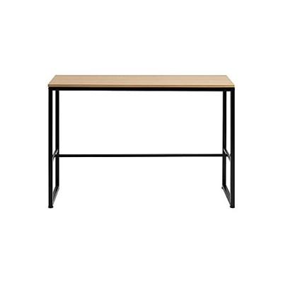 roomnhome テーブル バーテーブル オーク 120×40×84cm モダン ヘルシンキ 奥行40 幅120