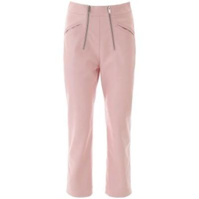 STELLA MCCARTNEY/ステラ マッカートニー ドレスパンツ BALLET PINK Stella mccartney alter nappa trousers レディース 春夏2020 599840