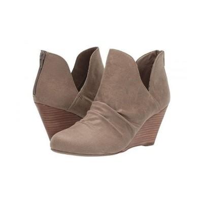 Report レポート レディース 女性用 シューズ 靴 ブーツ アンクル ショートブーツ Gatlin - Olive