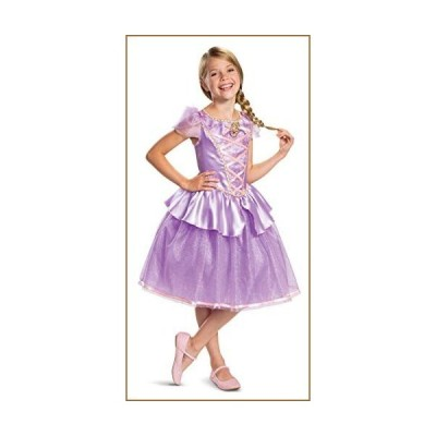 Disney Princess Rapunzel Classic Girls' Costume, Purple【並行輸入品】