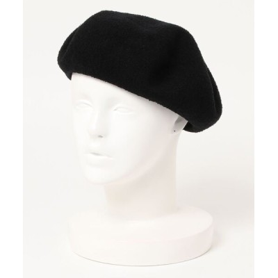 チャイハネ / 【チャイハネ】シンプル無地ベレー帽 WOMEN 帽子 > ハンチング/ベレー帽