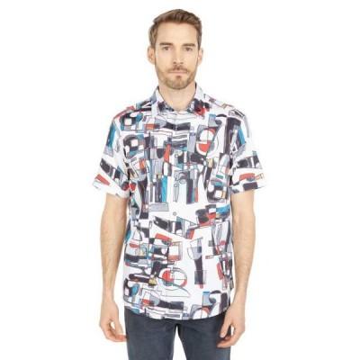ユニセックス シャツ トップス The Zinger Short Sleeve Woven Shirt
