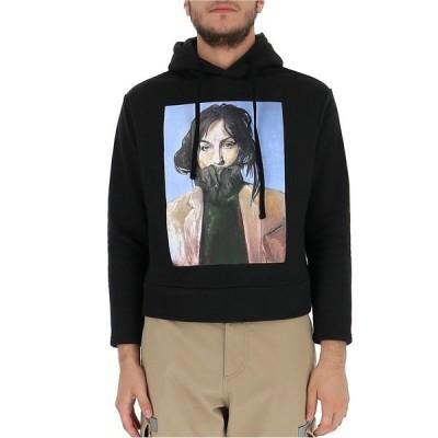 インノミネイト メンズ ニット&セーター アウター Ih Nom Uh Nit Graphic Printed Hoodie -