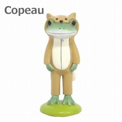 コポー 十二支 イヌ 72524 Copeau 犬 いぬ イヌ dog ドッグ ドック  置物 雑貨 小物 オブジェ カエル 置き物 置物 オブジェ  蛙 フロ