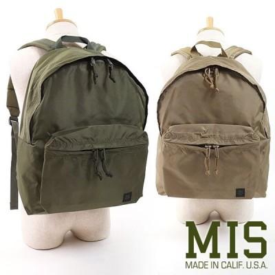エムアイエス MIS デイパック DAYPACKミリタリー リュックサック バックパック  MIS-P103