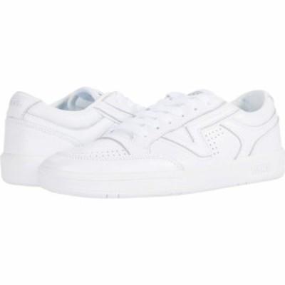 ヴァンズ Vans メンズ シューズ・靴 Lowland CC True White/True White
