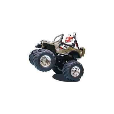 タミヤ ワイルドウイリー2(2WD)  キット(未組立) ※セットはオプションから選択してください。