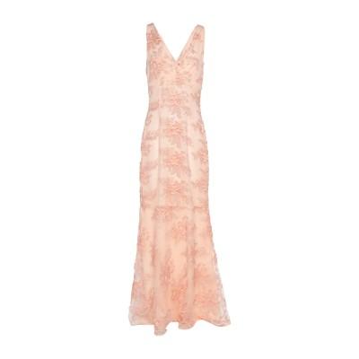 SADEY WITH LOVE ロングワンピース&ドレス ピンク 42 ポリエステル 100% ロングワンピース&ドレス