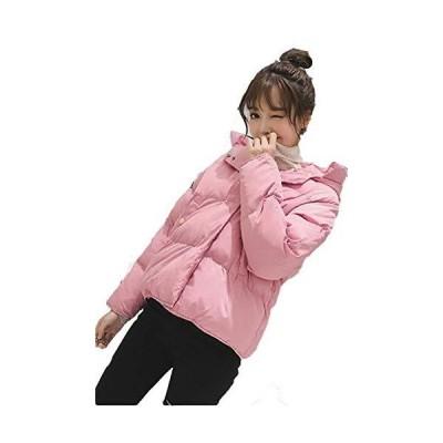 [サ二ー] ダウンコート レディース 暖かい 秋冬 中綿コート 中綿アウター 厚手 ダウンジャケット 防寒 大き?