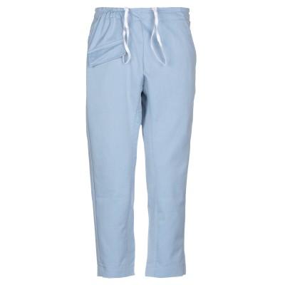 CORELATE パンツ ブルー 48 コットン 100% パンツ