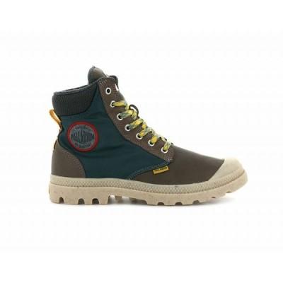 【クーポン配布中】パラディウム PALLADIUM LGC-76849 PAMPA SC CAMPER WP+ (256)TAUPE GREY  靴 シューズ