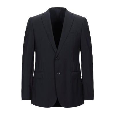 アルマーニ コレッツィオーニ ARMANI COLLEZIONI テーラードジャケット ダークブルー 50 バージンウール 100% テーラードジャ