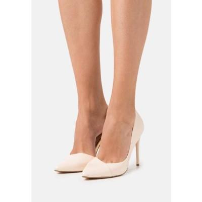 バッファロー レディース 靴 シューズ RIVA - High heels - nude