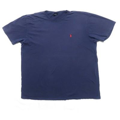 古着 ポロラルフローレン ワンポイント ロゴ Tシャツ サイズ表記:L