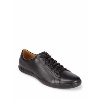 コールハーン メンズ スニーカー Grand Crosscour Leather Sneakers