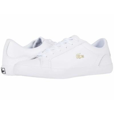 ラコステ スニーカー シューズ レディース Lerond 0120 2 White/White