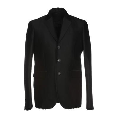 ディースクエアード DSQUARED2 テーラードジャケット ブラック 48 54% ウール 46% シルク テーラードジャケット