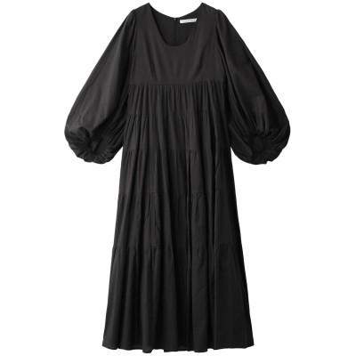 MARIHA マリハ 秋の虹のドレス レディース ブラック 36
