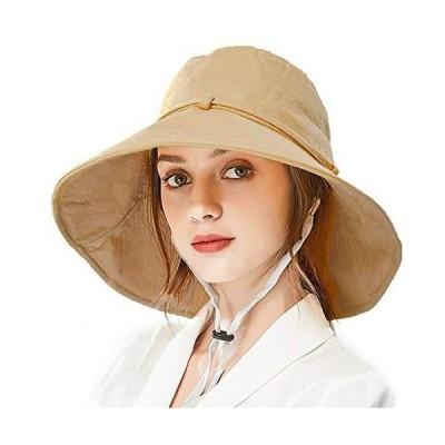UVカット 帽子 UVカット ハット ハット レディース 紫外線対策 折りたたみ帽子 通気性優れて 携帯便利 小顔効果 可愛い おしゃれ つ