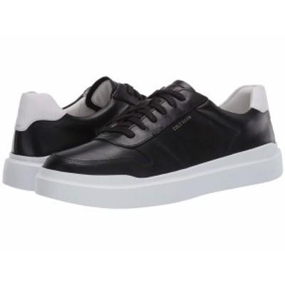 コールハーン レディース スニーカー シューズ Grandpro Rally Court Sneaker Black/Optic White/Optic White