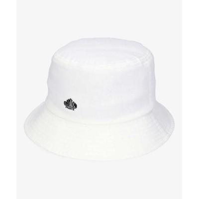 OVERRIDE / 【DANTON】TWILL BIO BUCKET / 【ダントン】ツイル ビオ バケットハット オーバーライド MEN 帽子 > ハット
