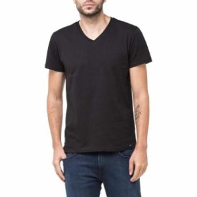 lee リー ファッション 男性用ウェア Tシャツ lee twin-pack-crew