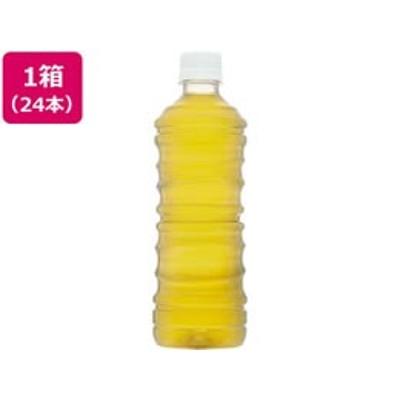 コカ・コーラ/ラベルレス 綾鷹 525ml 24本/52452