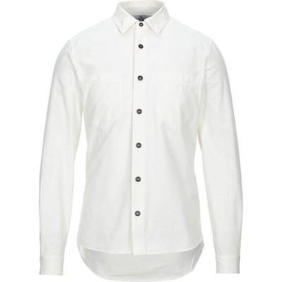 ストーンアイランド STONE ISLAND メンズ シャツ トップス Solid Color Shirt Ivory