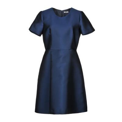パロッシュ P.A.R.O.S.H. ミニワンピース&ドレス ダークブルー S 75% ポリエステル 25% シルク ミニワンピース&ドレス