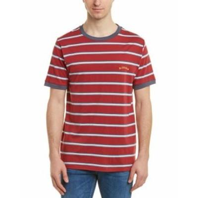 BARNEY  ファッション トップス Barney Cools B.Nostalgic Ringer T-Shirt
