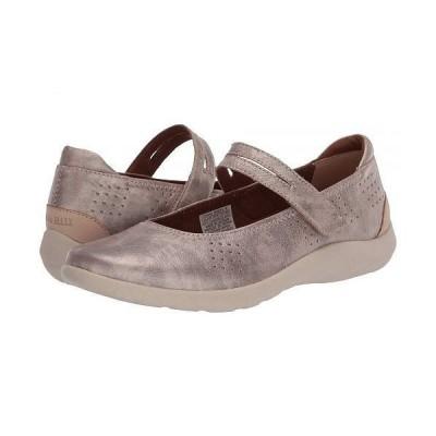 Cobb Hill コッブヒル レディース 女性用 シューズ 靴 スニーカー 運動靴 Amalie Sport Mary Jane - Metallic