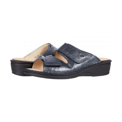 Finn Comfort フィンコンフォート レディース 女性用 シューズ 靴 サンダル Jamaika-S - Blue Fowler