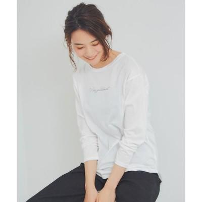 Rouge vif la cle / ルージュ・ヴィフ ラクレ 【Mylanka】ロゴプリントTシャツ