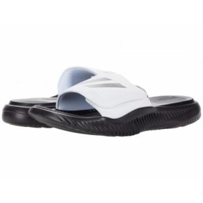 adidas アディダス メンズ 男性用 シューズ 靴 サンダル Alphabounce Slide White/Black/Black【送料無料】