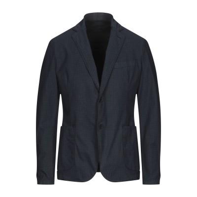 MARCIANO テーラードジャケット ダークブルー 46 コットン 100% テーラードジャケット