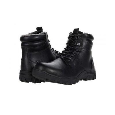 Tundra Boots ツンドラ メンズ 男性用 シューズ 靴 ブーツ スノーブーツ Brattleboro - Black