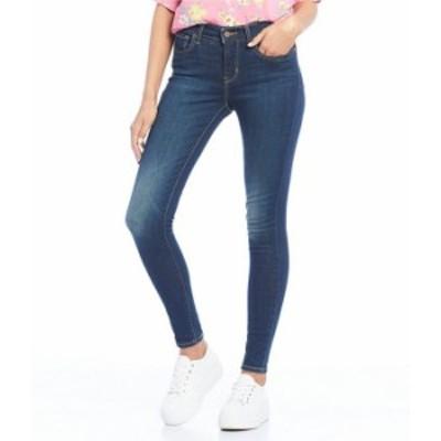 リーバイス レディース デニムパンツ ボトムス 710 Mid Rise Super Skinny Jeans Wandering Mind