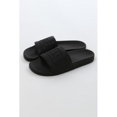 ディーゼル DIESEL サンダル シャワーサンダル 靴 VALLA SA-VALLA ブラック メンズ (Y01920 P2325)